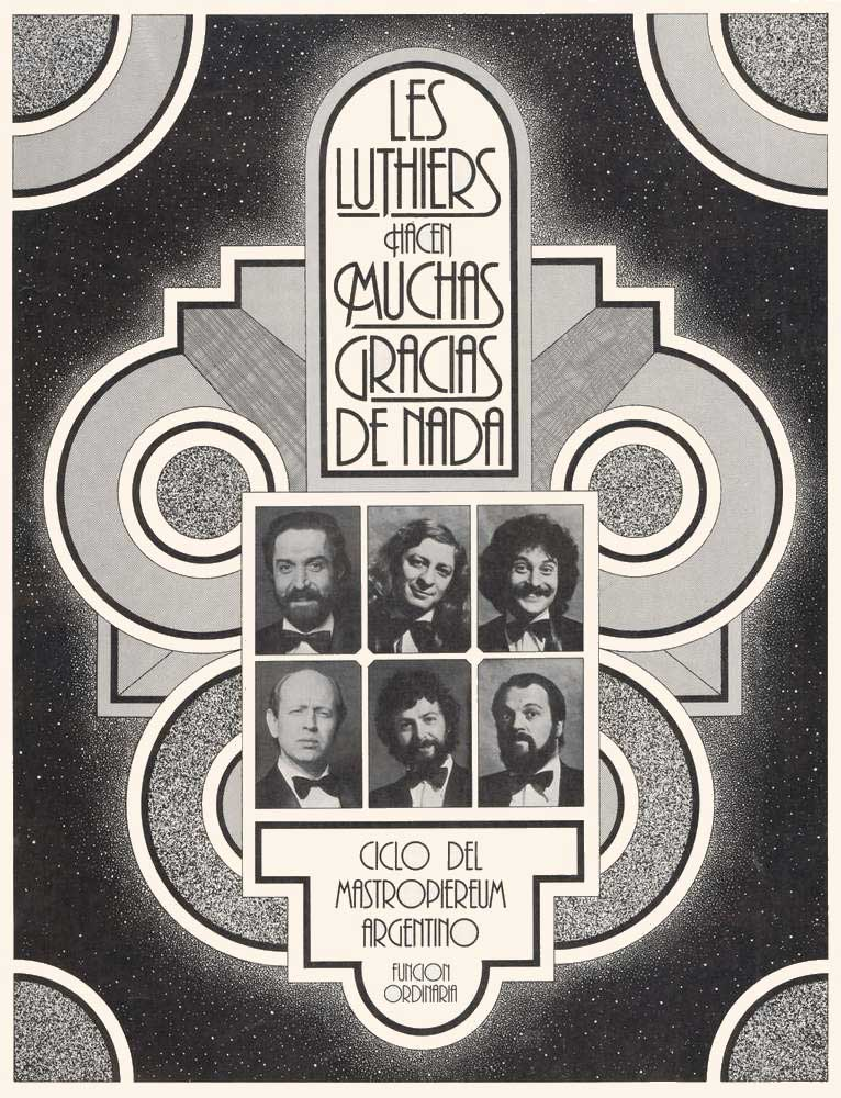 les luthiers cancion para moverse:
