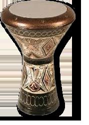 Tambor de copa