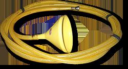 Gom-Horn natural