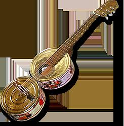 Guitarra dulce