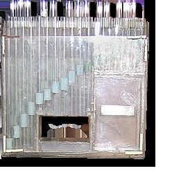 Tubófono silicónico cromático